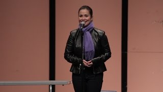 Lea Salonga Performs I Dreamed a Dream/On My Own @ Council Rock HS South Master Class