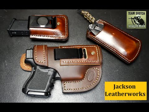 Leather Work - CO Creations