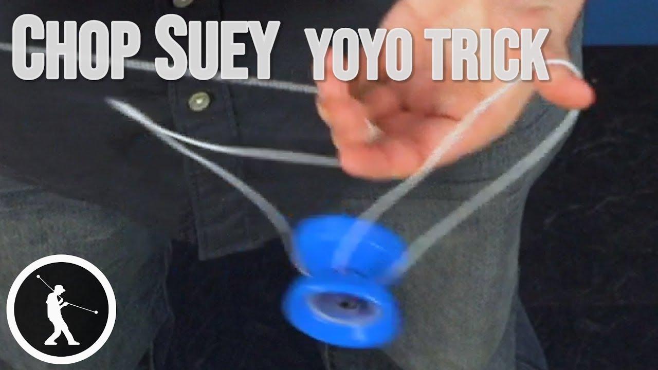 Learn the 1A Chopsticks Repeater Yoyo Trick Chop Suey