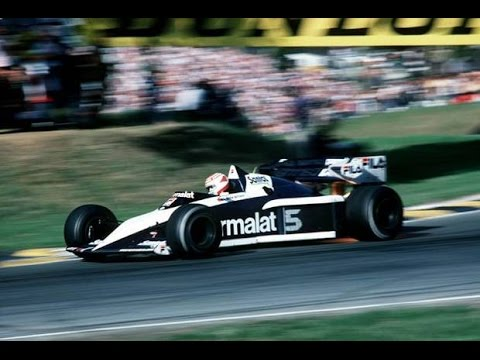 F1 Brands Hatch Grand Prix of Europe 1983