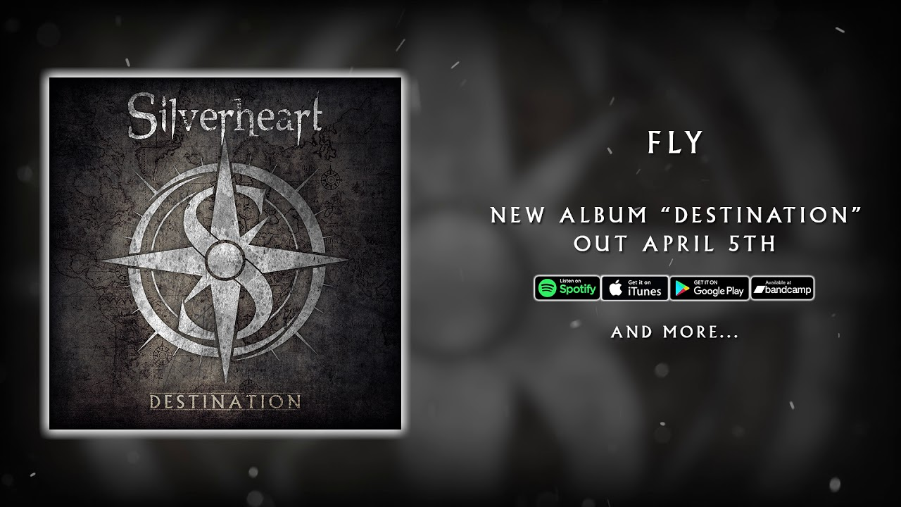 Silverheart - Fly (New song from