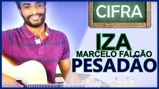 Baixar COMO TOCAR - Pesadão (IZA feat. Marcelo Falcão)