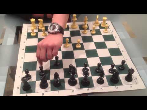 Chess Lesson (Level A) Check and Checkmate