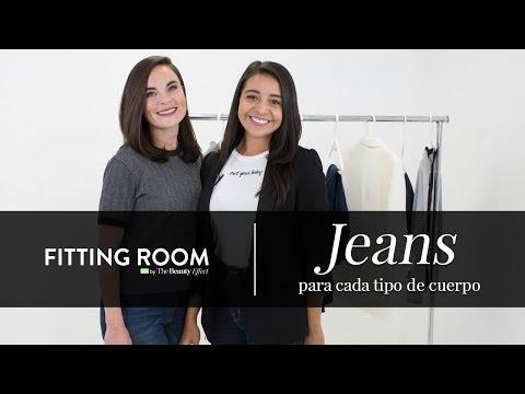 Jeans para cada tipo de cuerpo | The Beauty Effect