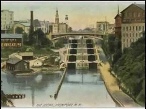 The Erie Canal - the Nation