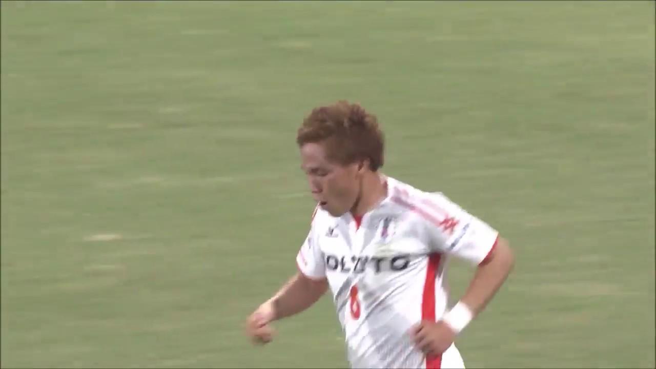 公式】ゴール動画:三原 向平(...