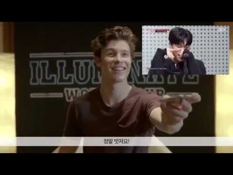 [BANG YE DAM] - SHAWN MENDES TALKS ABOUT YEDAM'S PERFORMANCE