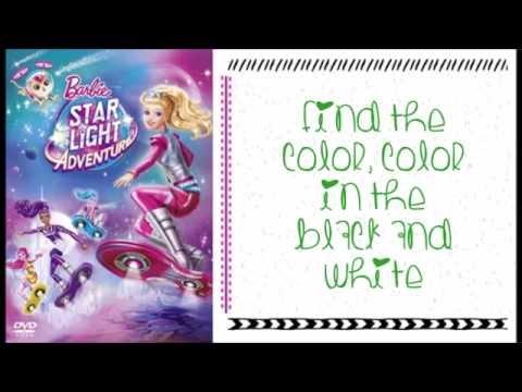 Barbie: Star Light Adventure - Firefly w/lyrics