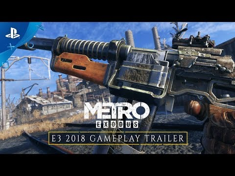 Metro Exodus - E3 2018 Gameplay Trailer