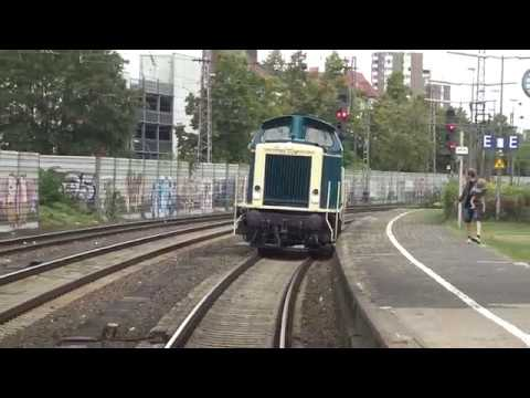 Osnabruck Unter Dampf 2019 Kort Verslag Reis Br 212 372 7 Youtube