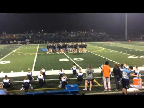 Willowbrook high school 2015 homecoming cheer performance