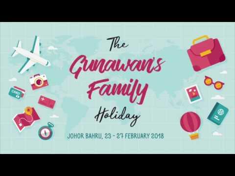 Johor Bahru Holiday [Day 1]