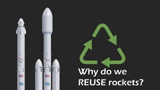 Why does SpaceX reuse its rockets?