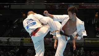 THE 45TH ALL JAPAN OPEN KARATE TOURNAMENT men 2nd round Yoshihiro N...