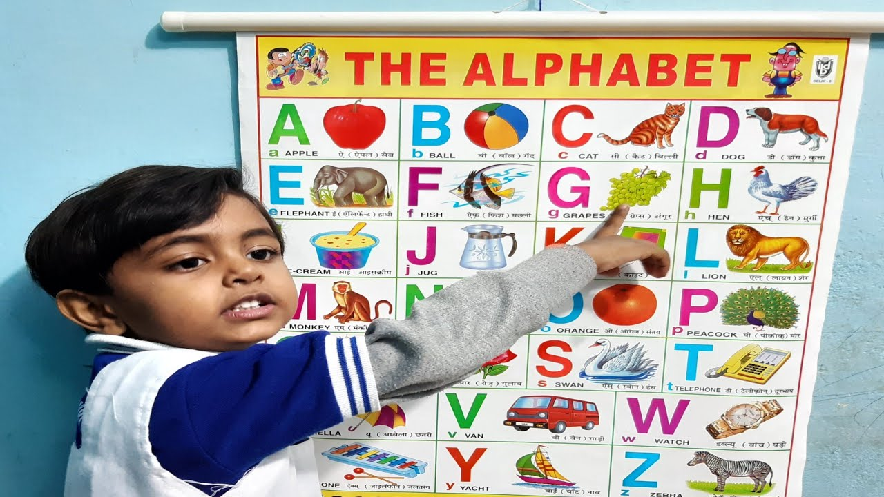 Download A for apple,alphabets,a to z alphabet,abcdefg,chart video, alphabet chart video,phonics with sounds