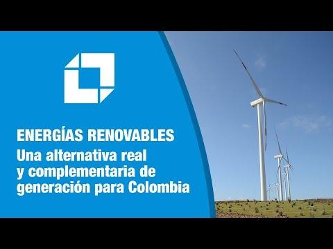 Potencial De Colombia Para Las Fuentes No Convencionales De Energías Renovables