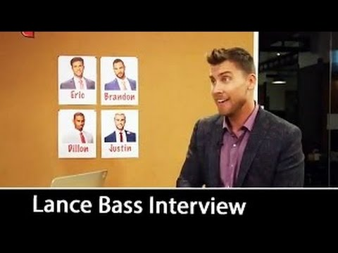 'Finding Prince Charming': Lance Bass Interview | October 2016