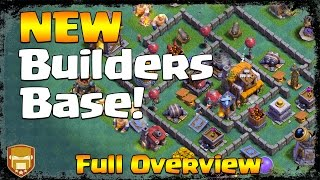 NEW: Update! Builder Base, Troops, Defenses and Vs Battles | May 2017 Update | Clash of Clans