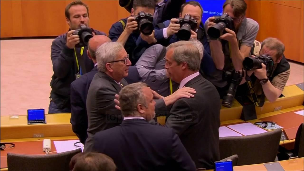 PE rezolutë për Britaninë: Aktivizo nenin 50 të Lisbonës - Top Channel Albania - News - Lajme