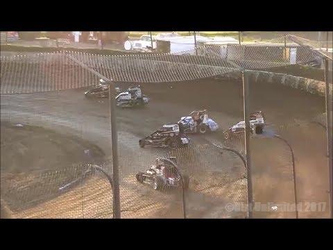 5.13.17 | POWRi Midget Heats | Macon Speedway