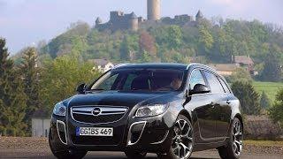 Opel Insignia OPC 2009 универсал