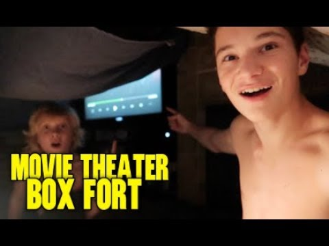 epic-movie-theater-box-fort!!!-(overnight)