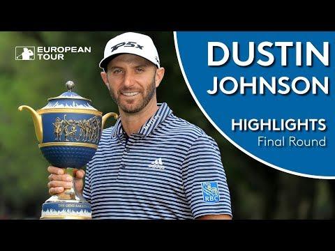 Dustin Johnson Winning Round Highlights | 2019 WGC - Mexico Championship