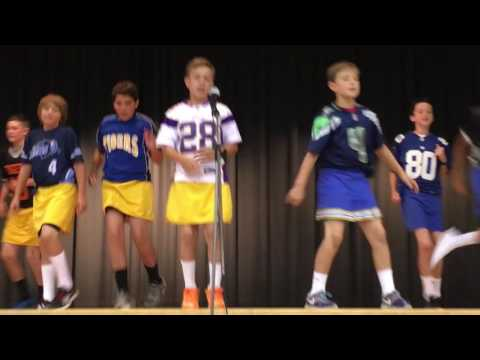 Mash Up Dance, Talent Show 2016, 5th Grade