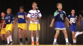 Mash Up Dance, Talent Show 2016, 5th Grade thumbnail