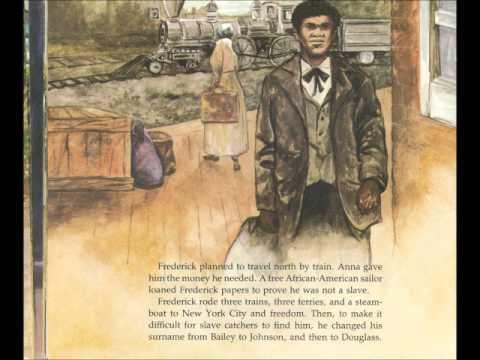 A Picture Book of Fredrick Douglass