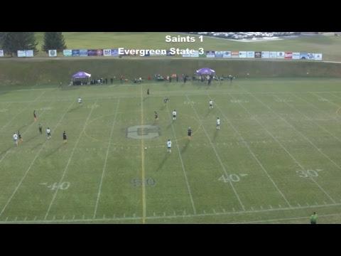 Men's soccer vs Evergreen State