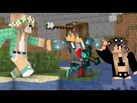 Diamond Life Part 19 - ABC Minecraft Animation