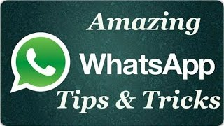 10 Cool New Whatsapp Trick in Hindi 2017, Whatsapp Tricks and Tips For Android 2016 Computer Tricks