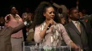 Praise Break The First Lady Of Praise & Worship Dr. Judith McAllister COGIC AIM 2016 OHIO!