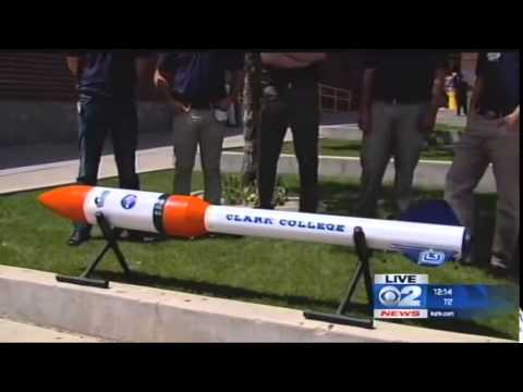 Rocket Fair Launches at Cyprus High School