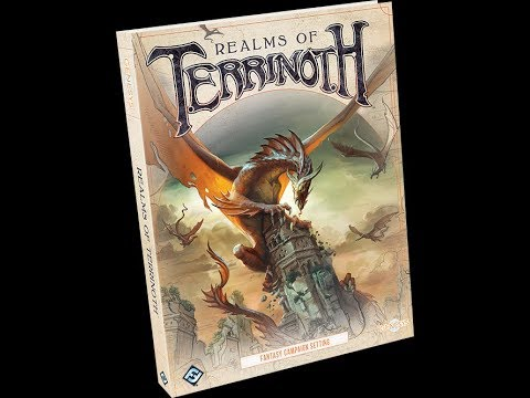 Channel update and review of realms of Terrinoth
