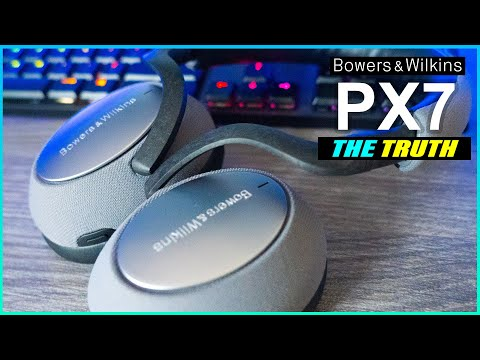 Bowers And Wilkins PX7 Review | The Truth they don't tell you