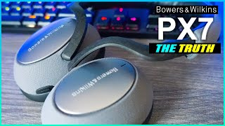 Bowers And Wilkins PX7 Review | The Truth about Sound Quality