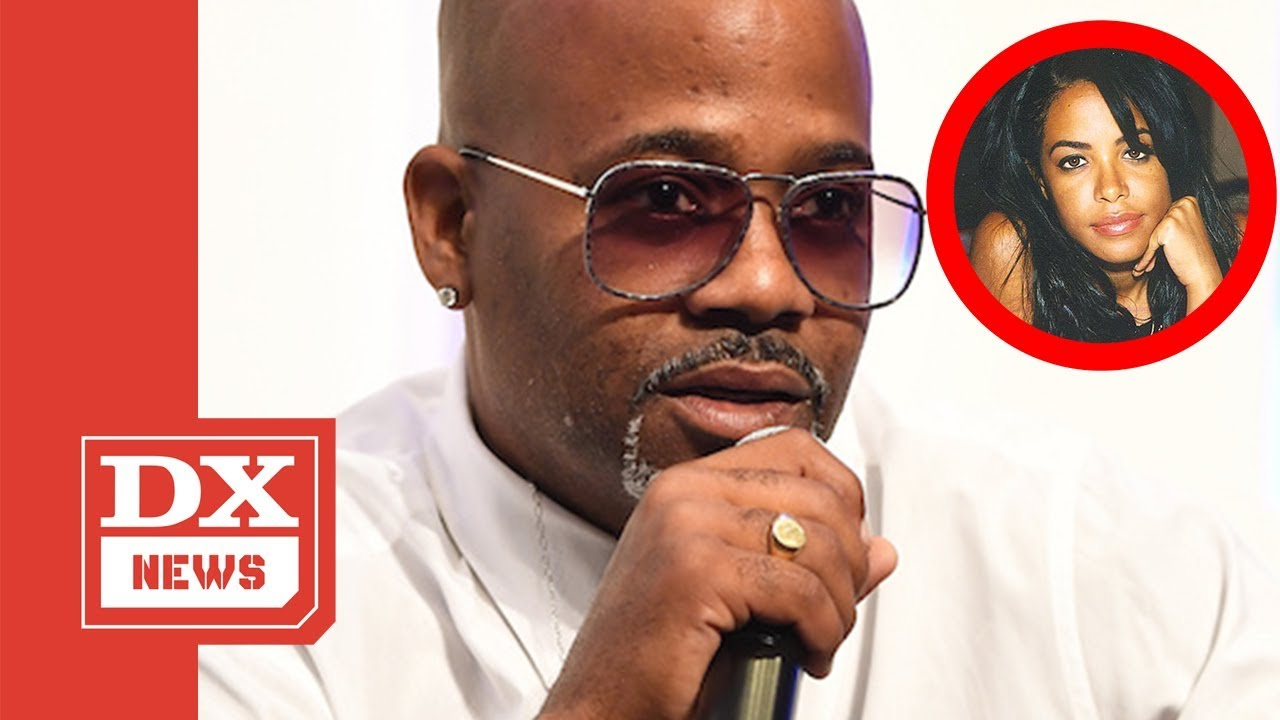 Dame Dash Speaks On Aaliyah's Marriage To R. Kelly: 'Aaliyah Was ...