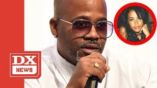"Dame Dash Talks About Aaliyah's Relationship With R. Kelly And Says ""I Had To Look The Other Way"""