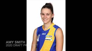 2020 draft prospect - Amy Smith