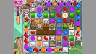 Candy Crush 1423 Very hard level.