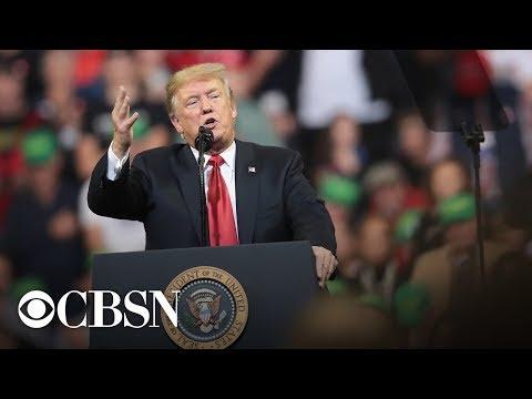 Live stream: President Trump hosts 'MAGA' rally tonight in Missoula, Montana