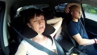 видео Путешествие на авто на Черное море