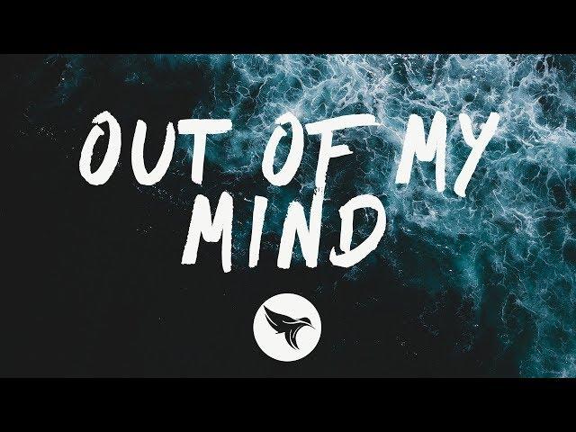 Gryffin - Out of My Mind (Lyrics) feat. ZOHARA