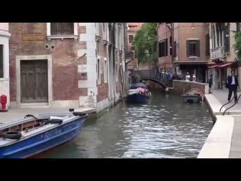 Venice, Italy - Canals Of Venice HD (2015)