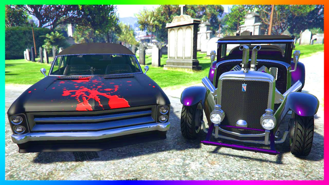 Gta V Online Buying Cars For Free