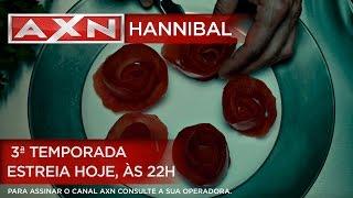AXN | Hannibal - 3ª Temporada - Estreia hoje, às 22h