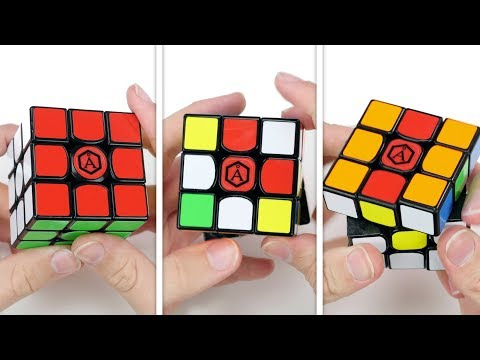 Ångstrom Research Cubes Unboxing! | TheCubicle.us