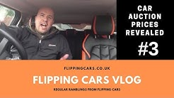 Car Auction Guide Prices - Vlog #3